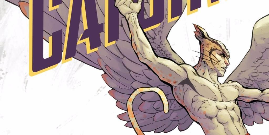 Acclaimed author Margaret Atwood's new graphic novel 'Angel Catbird' is pulpy fun
