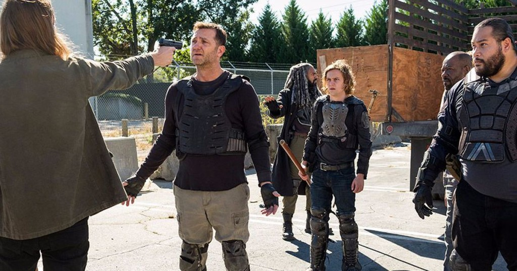 This week's 'Walking Dead' was a bloody mess, but things might be looking up