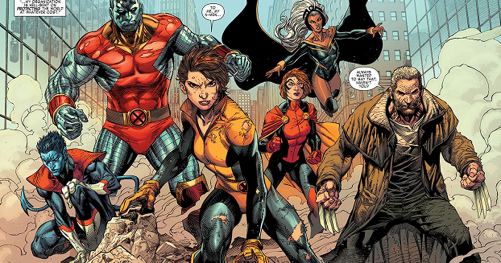 'X-men' artist inserts political references into comic, and people are not pleased