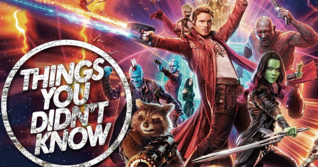 Here are 7 things you probably didn't know about 'Guardians of the Galaxy: Vol. 2'