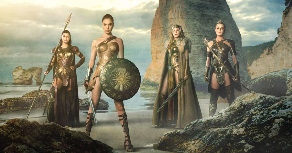 Against women-only screenings of 'Wonder Woman'? Its creator would like a word.
