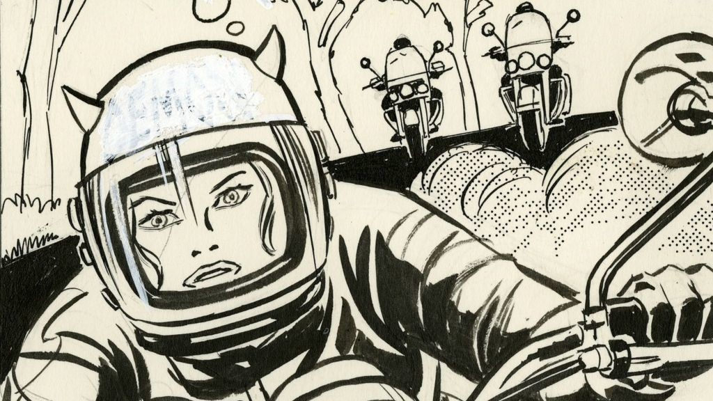The women in Scotland championing comic books – BBC News