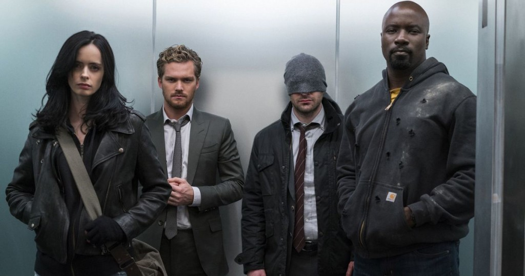 Full spoilers ahead: Let's talk about Marvel's 'The Defenders'