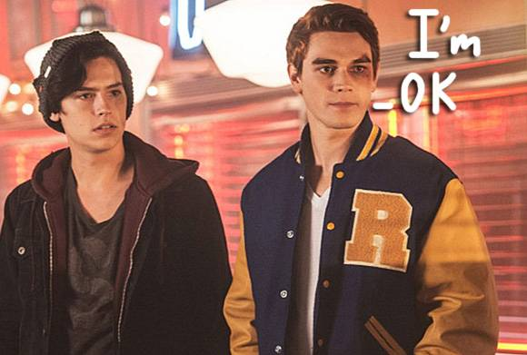 Riverdale Star K.J. Apa Crashes Car Driving Home From A 16-Hour Work Day  And The Cast & Crew Are PISSED At WB!