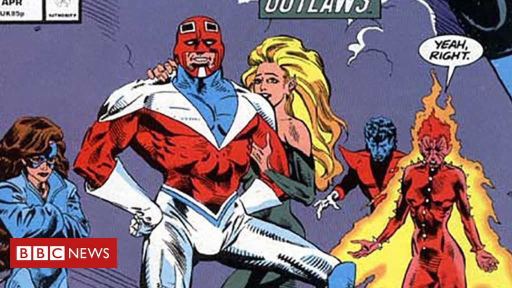 Captain Britain anyone? Who could follow The Avengers?