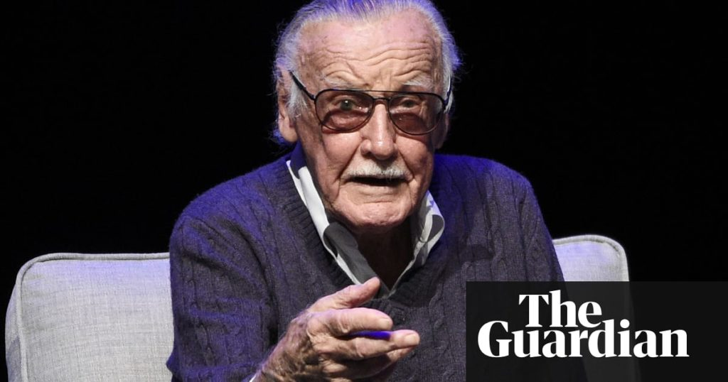 Has Stan Lee put his troubles behind him?