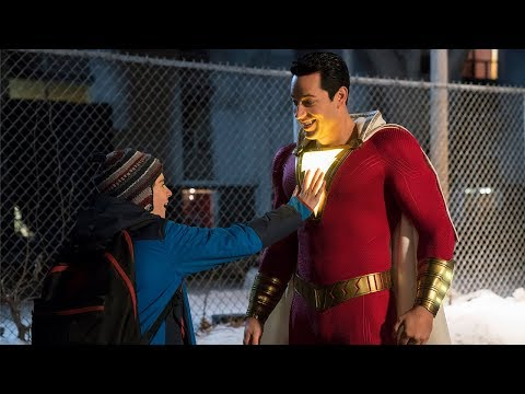 People Are Already Falling In Love With Shazam!  Watch The Joyous Trailer HERE!