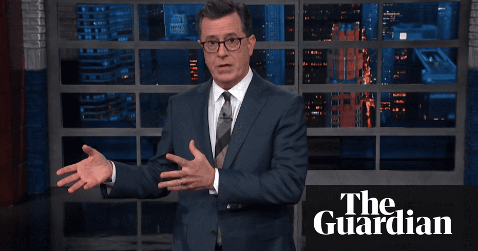 Stephen Colbert on FBI's Kavanaugh inquiry: 'The report is lacking in report'