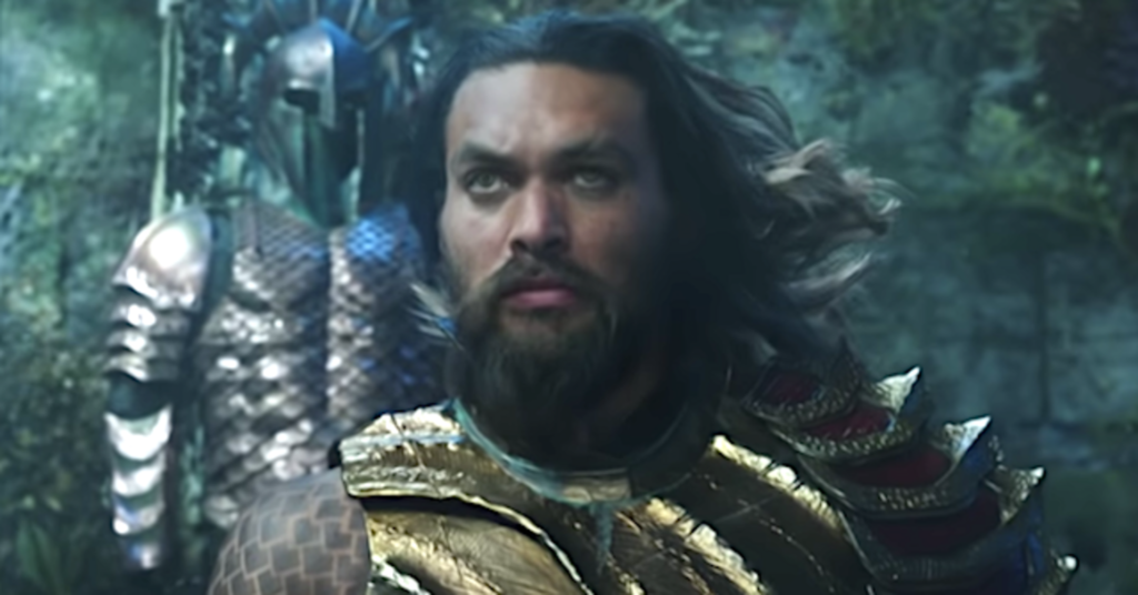 'Aquaman' Is King Of The Busy Pre-Christmas Box Office
