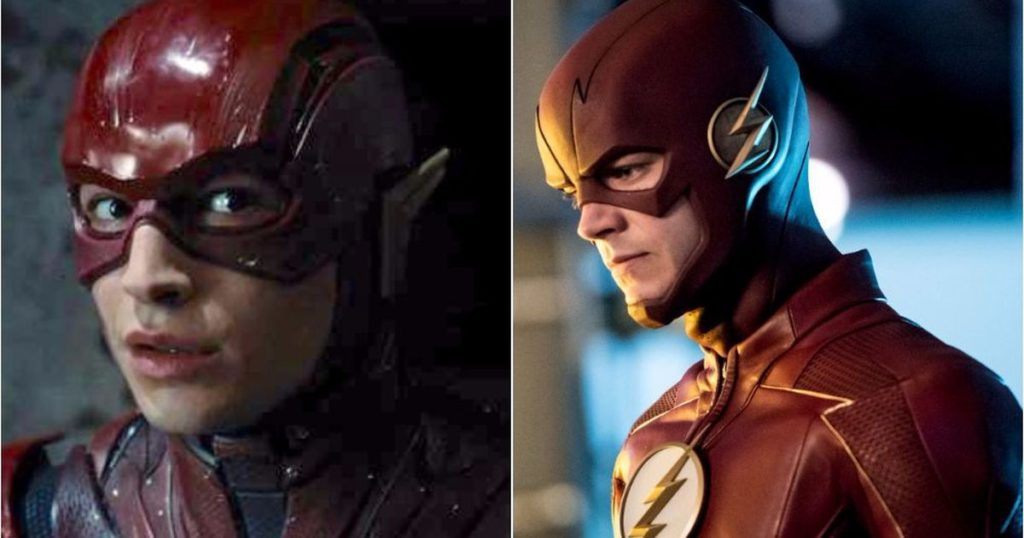Stop comparing Barry Allen in 'Justice League' and 'The Flash' – the multiverse has room for both