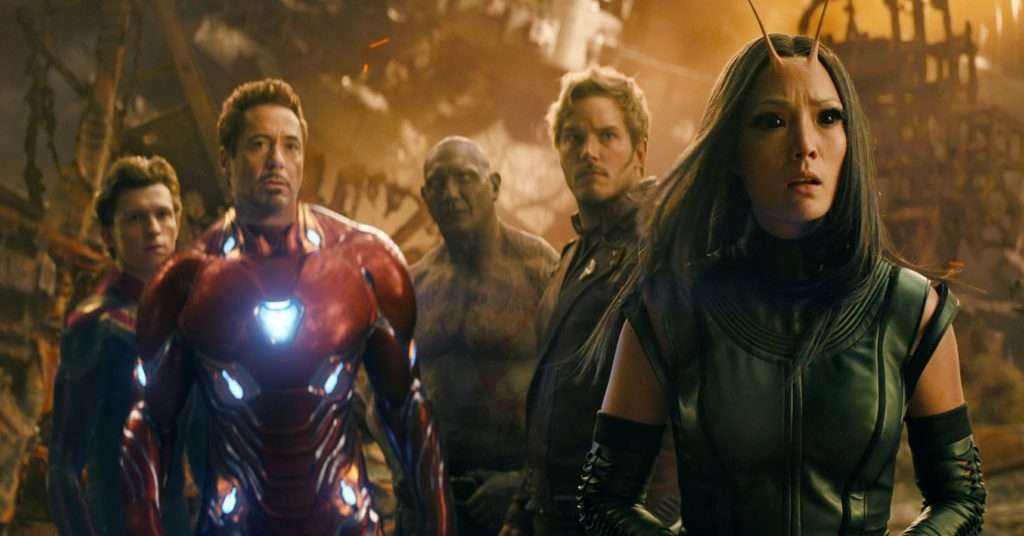 In Sheer Scope, Avengers: Infinity War Is an Unreplicable Success