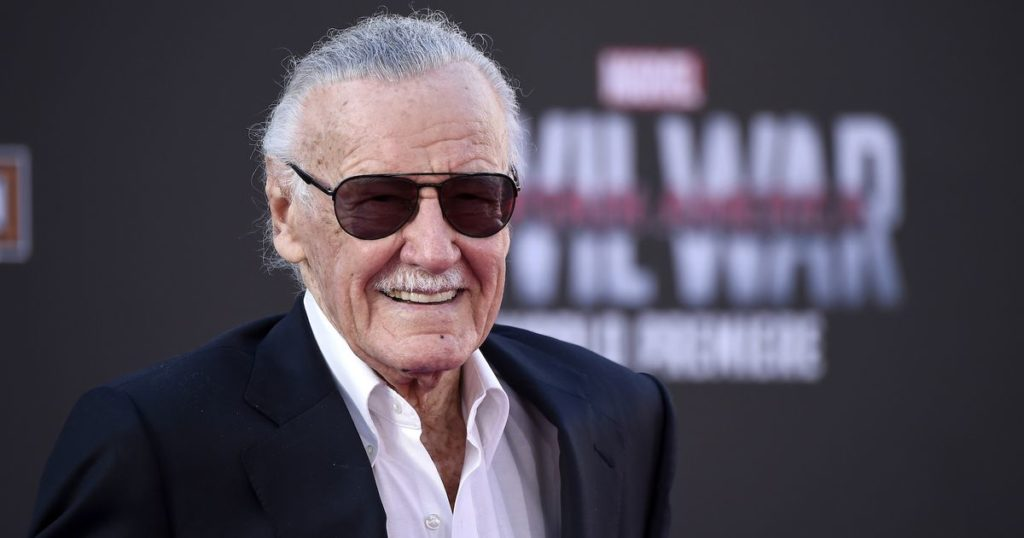 How 'Captain Marvel' pays tribute to the late, great Stan Lee